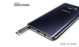 Samsung ประเทศไทย ปล่อย Android 7.0 ให้กับ Galaxy Note 5 แล้ว
