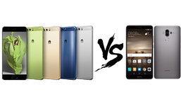 เทียบสเปค Huawei P10 Plus VS Huawei Mate 9 เมื่อราคาเท่ากัน จะเลือกตัวไหนดี