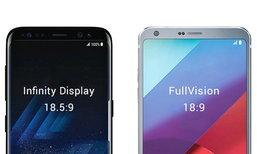 Google เพิ่มอัตราส่วนหน้าจอให้กับนักพัฒนา Apps ระบบปฏิบัติการ Android รองรับมือถือจอยาว