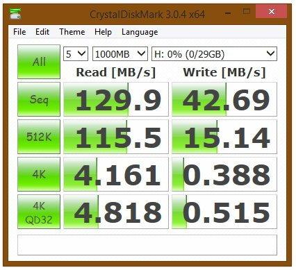 16GB ADATA SUPERIOR SERIES S102 600 02