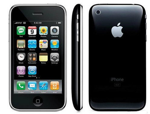 Apple-iPhone-3G-Specs