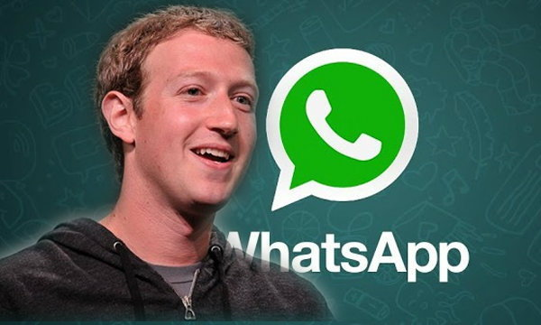 Facebook is buying WhatsApp