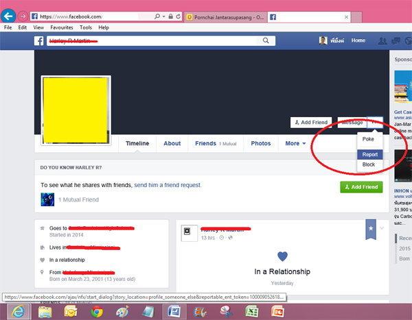 HackFacebook