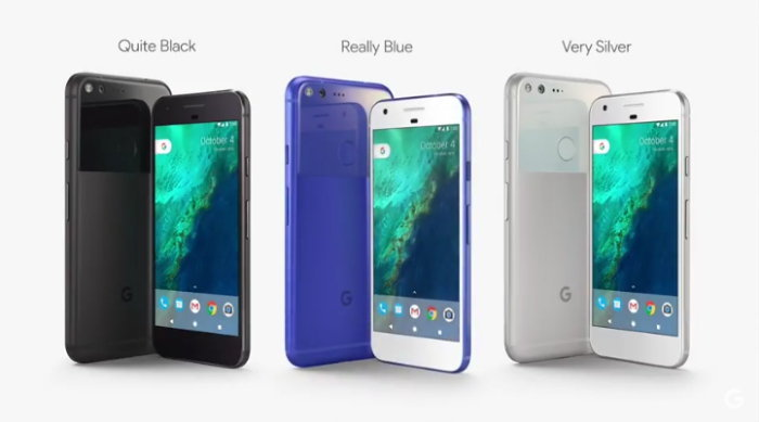 Pixel and Pixel XL hands-on