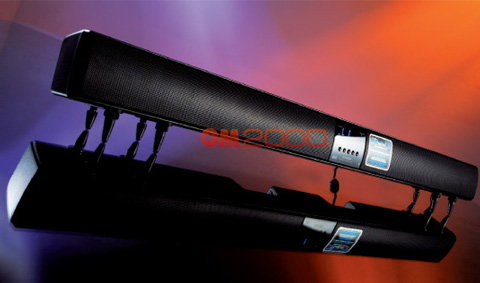 SHARP HT-SB200 Sound Bar System