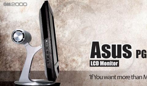 Asus PG221 LCD Monitor
