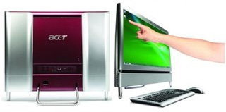 เอเซอร์ เผยโฉม All-in-One Z5610 กับหน้าจอทัชสกรีน ที่รวมเทคโนโลยีไว้ในหนึ่งเดียว