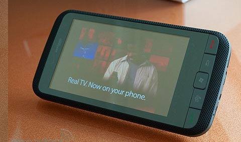HTC Obsession มาพร้อม Windows Mobile 7