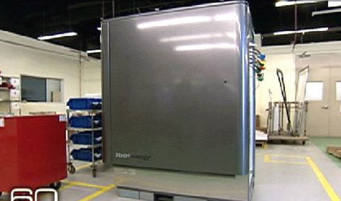 ตู้กำเนิดพลังงานไฟฟ้าสะอาดๆ จากก๊าซฯ