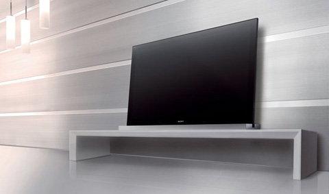 """โซนี่เปิดตัว """"บราเวีย"""" แอลซีดีทีวีใหม่ ชูดีไซน์สุดล้ำแบบ Monolithic Design"""