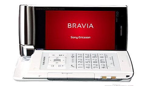 Sony Ericsson Bravia S004