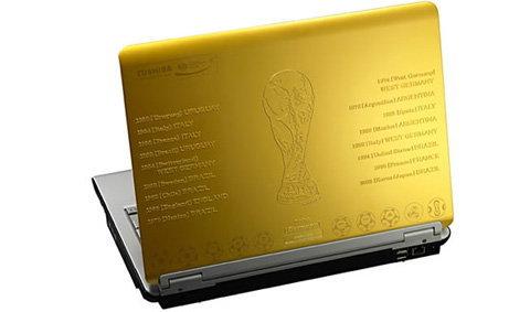 Laptop รุ่นบอลโลก