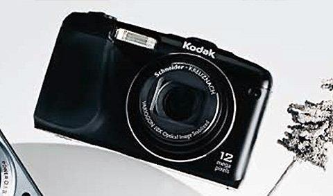 กล้องซูมไกลราคาประหยัด KODAK Z950