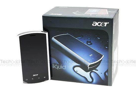 รีวิว Acer Liquid แอนดรอย์สำหรับคนชอบความแรง!!!