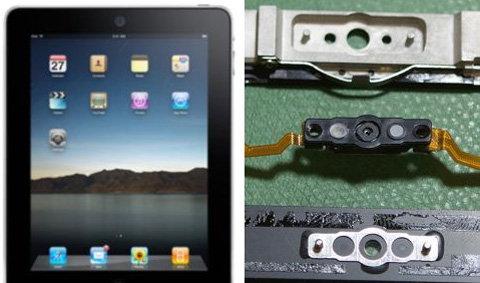 ข่าวรั่ว iPad รุ่นใหม่เพิ่มกล้องด้านหน้า