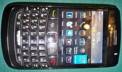 Blackberry Bold 9780 ตัวใหม่