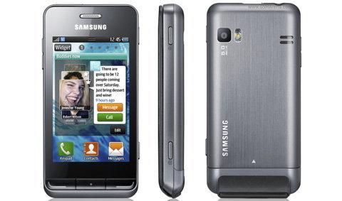 ซัมซุง Samsung S7230E Wave 723  อีกหนึ่งรุ่นของตระกูล  Wave