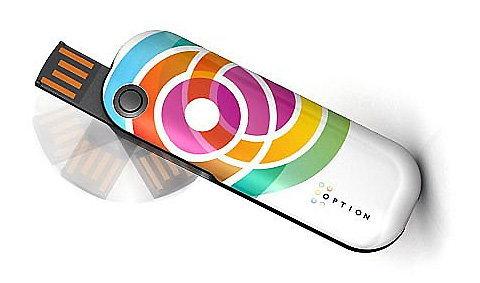 3G Option iCON XY อุปกรณ์เชื่อมต่ออินเทอร์เน็ตไร้สายระบบ 3G