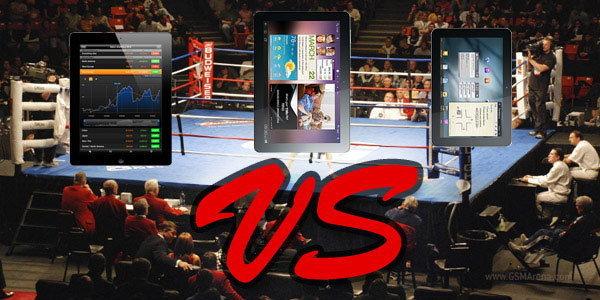 เปรียบมวย iPad2 กับ Galaxy Tab 8.9 /10.1 ใครเหนือกว่ากัน???