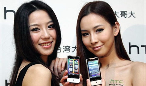 HTC Legend เคาะราคามาแล้วที่ 17,000 กว่าๆ