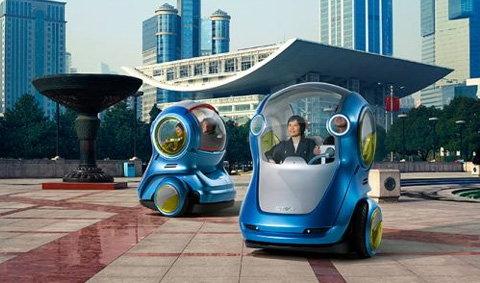 GM เผยโฉมยนตกรรมแห่งอนาคตในจีน