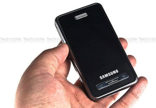 รีวิว Samsung SGH D980: ไม่ใช่แค่ทัชโฟนเฉยๆ ใช้งาน 2 ซิม ก็ได้ด้วย