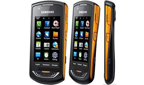 Samsung S5620 Monte - โดดเด่นด้วยดีไซน์ เชื่อมต่อไร้สายได้ทุกที่ ผ่าน 3G+WiFi+Edge