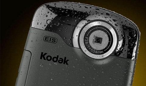 โกดักส่ง กล้องวีดีโอสะเทินน้ำสะเทินบกขายรับสงกรานต์