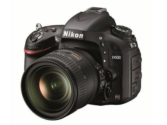 นิคอนเปิดตัว D600 กล้อง DSLR ฟูลเฟรมเล็กที่สุด ถูกที่สุด ขาย 18 กันยายนนี้