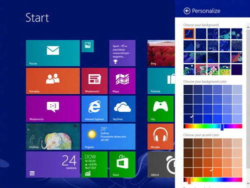 ภาพหลุด ! Windows Blue