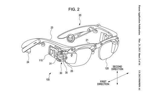 Sony มาแนวใหม่ เตรียมทำ Sony Glass