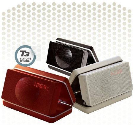 GENEVA MODEL XS เสียง Hi-Fi แบบพกพา เครื่องแรกของโลก