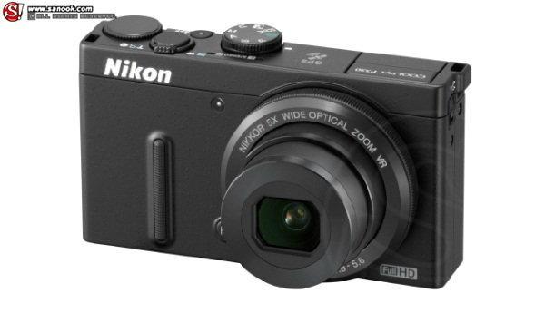 เปิดตัวกล้องดิจิตอล Nikon Coolpix P330 ชูจุดเด่น GPS ในตัว