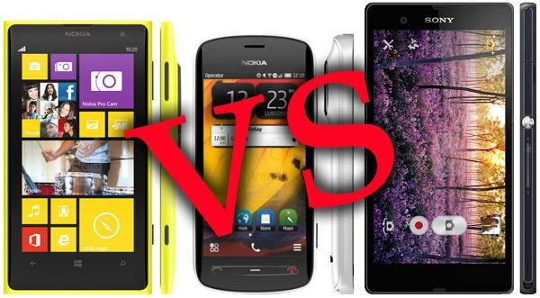 Nokia Lumia 1020 ท้าชน 6 รุ่นใหญ่ ใครเด็ดสุด?