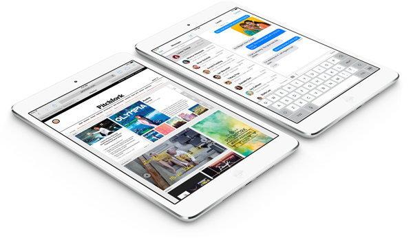 ราคา iPad Mini (Retina) เครื่องศูนย์ vs เครื่องหิ้ว ประจำวันที่ 17 พฤศจิกายน 2556