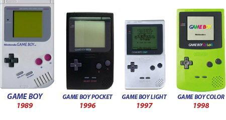 เกมบอย (Gameboy) ครบรอบ 25 ปี ..เรามาหวนรำลึกอดีตกันเถอะ!