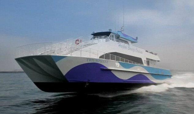 Google เว่อร์ได้อีก! จัดเรือรับ-ส่งพนักงาน หลังถูกชาวบ้านโวยเรื่องรถโดยสาร