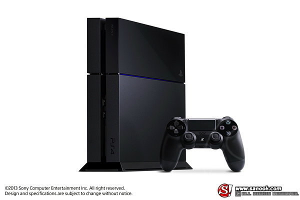 โซนีไทยวางจำหน่าย PlayStation®4 (PS4TM) แล้ววันนี้