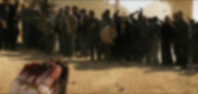สาวซีเรียถูกลงโทษโดยการปาหินให้ตายหลังถูกจับได้ว่าใช้เฟสบุ๊ค
