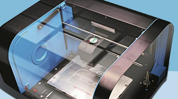 THE PEOPLE'S 3D PRINTER หัวพิมพ์สองหัว ยังไงก็ดีกว่าหัวเดียวอยู่แล้ว