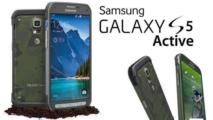 เปิดตัว Galaxy S5 Active สมาร์ทโฟนเรือธงพันธุ์ถึกจากซัมซุง