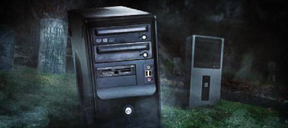 ลมหายใจครั้งสุดท้ายของ Computer PC