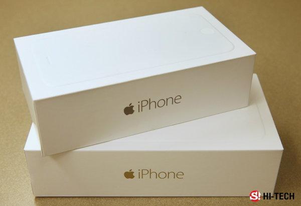 จบละ!! ไทยได้ขาย iPhone6 แล้ว