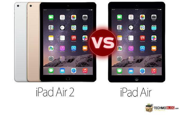 เทียบสเปค iPad Air 2 vs iPad Air รุ่นใหม่ ดีกว่า รุ่นเก่า อย่างไร?