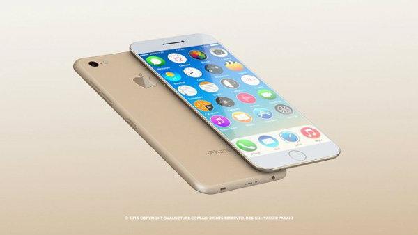 ยลโฉม ภาพคอนเซปท์ iPhone 7 บางเฉียบกว่าเดิม มีให้เลือกหลายสี