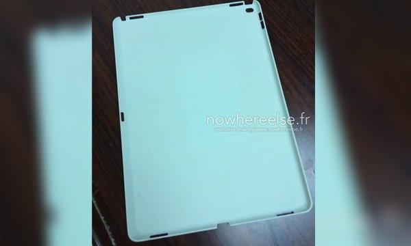 รายนี้ไม่มีมั่ว! ภาพเคส iPad Pro 12″ หลุดออกมาให้เห็นแล้ว!