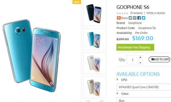Galaxy S6 จีนแดงก๊อปเนียนแบบนี้(พี่เจ็บ)