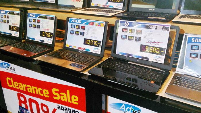 5 เคล็ดลับการเลือกซื้อโน๊ตบุ๊คในงาน Commart 2015