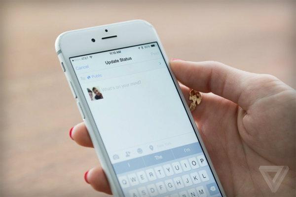 Facebook กำลังทดสอบระบบ Search engine ในตัวแอปพลิเคชั่น
