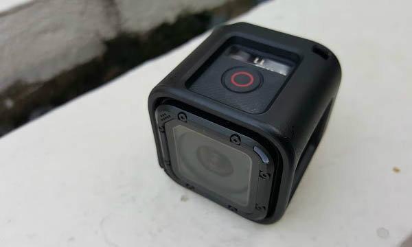 [รีวิว] GoPro Hero 4 Session กล้องจิ๋วสุดทนกับเพื่อคนถ่ายไปเล่นกีฬาไป